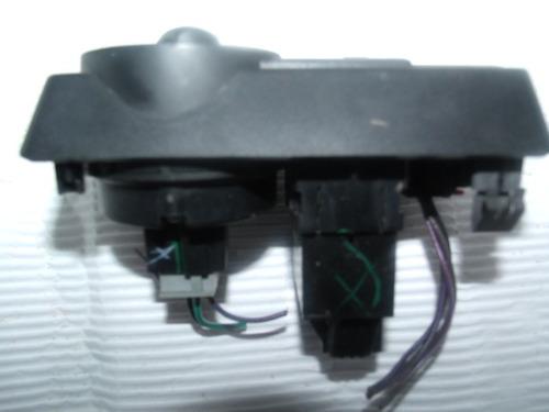 painél  com botões de controle e acendimento farois fusion