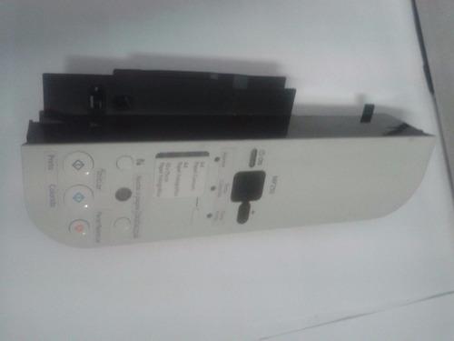 painel com placa canon mp250