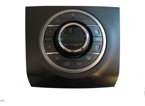painel comando ar condicionado trailblazer  52106407