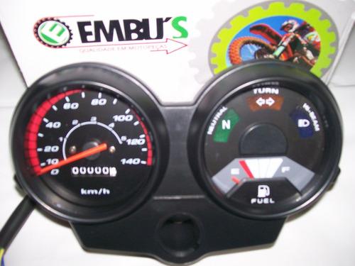 painel completo c/ marcador gasolina cg 125 titan 2000 ks es