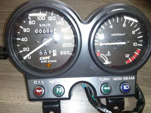 painel completo cb-500 modelo original honda kallu motos