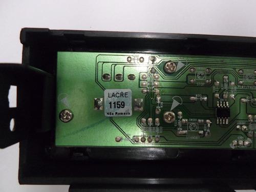 painel completo com placa display pht777n philco