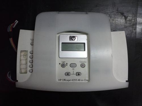 painel completo impressora hp 4355