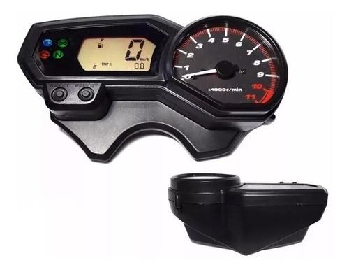 painel completo velocímetro conta giros fazer 250 2012