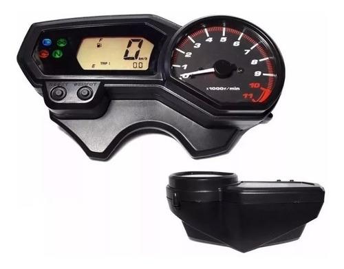 painel completo velocímetro conta giros fazer 250 2014