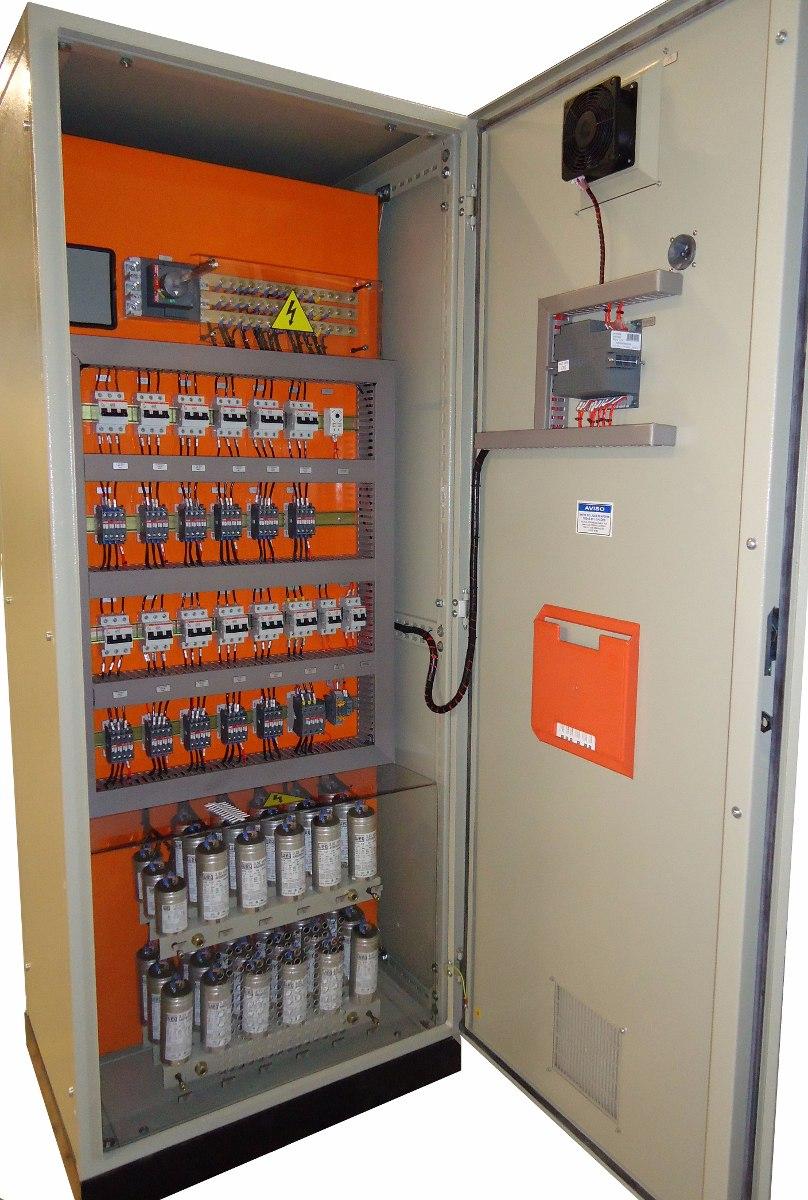 imagem de banco de capacitores