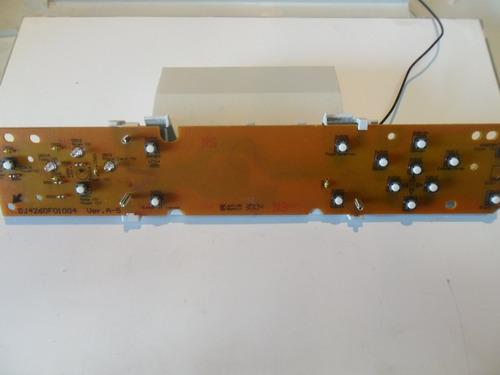 painel   da lexmark p6250