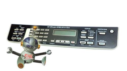 painel de comando com flat hp j5780 + garantia aproveite!