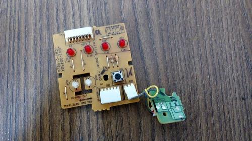 painel de controle  samsung clp-315