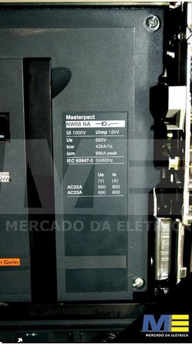 painel de distribuição schneider  bt 800a
