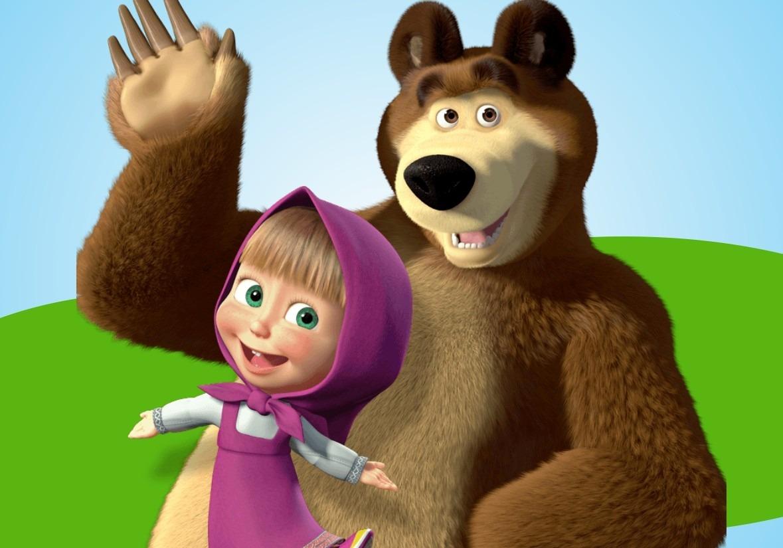 Blog Despertai Marcha O Urso Mensagem Subliminar Desenho Animado