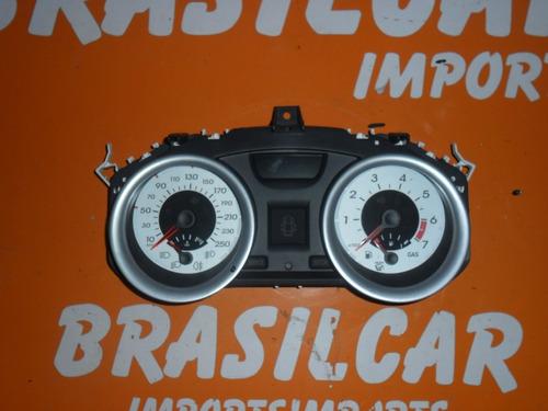 painel de instrumento (velocimetro) megane grantur f. branco