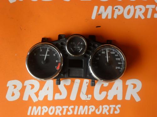 painel de instrumento (velocimetro) peugeot 207