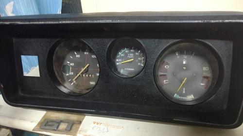 painel de instrumentos corcel 2 gt belina 2 conservado