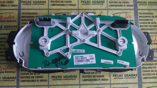 painel de instrumentos do logan - sandero #248106934r