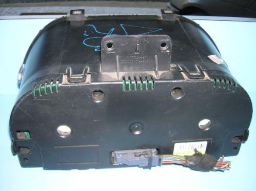 painel de instrumentos fiesta hatch 05 original