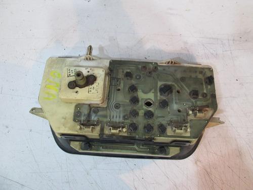 painel de instrumentos uno antigo acrílico trincado 10517
