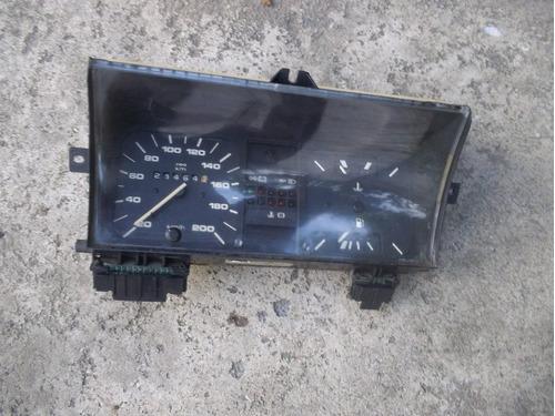 painel de instrumentos velocímetro gol parati quadrado