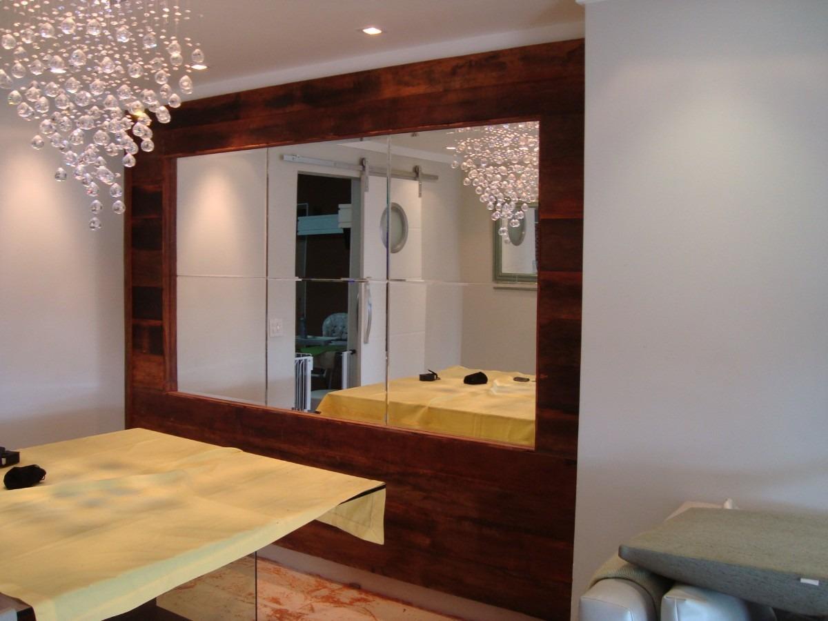 Painel De Madeira De Demoli O Per Ba Rosa Pre O Por M2 R 550  -> Sala De Jantar Com Painel De Madeira E Espelho