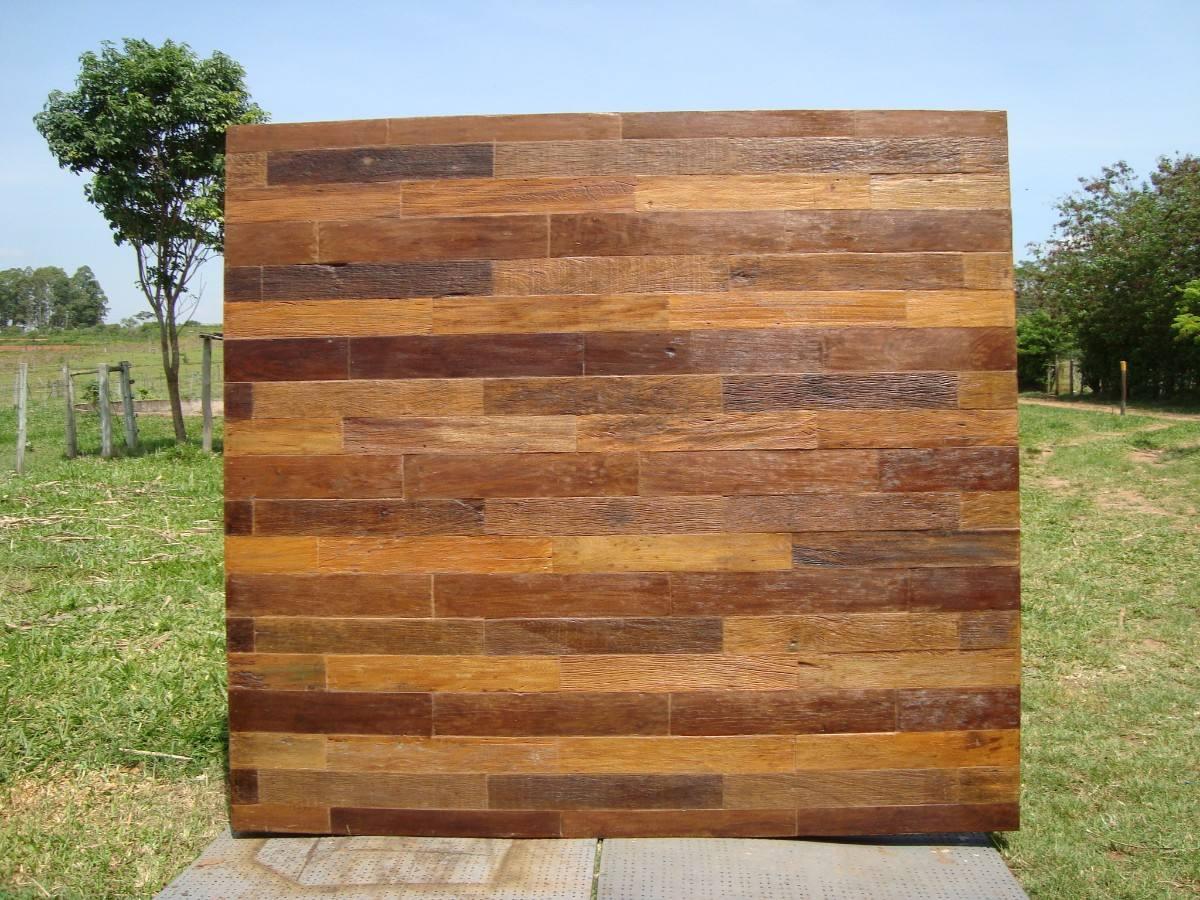 Painel De Madeira De Demolição Varios Tipos De Madeiras. R$ 470  #2867A3 1200x900