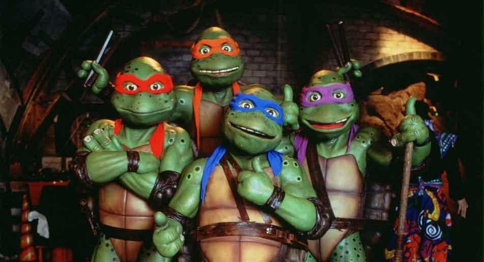 Painel decorao de festa tartarugas ninjas 3x2 r 14500 em carregando zoom thecheapjerseys Image collections