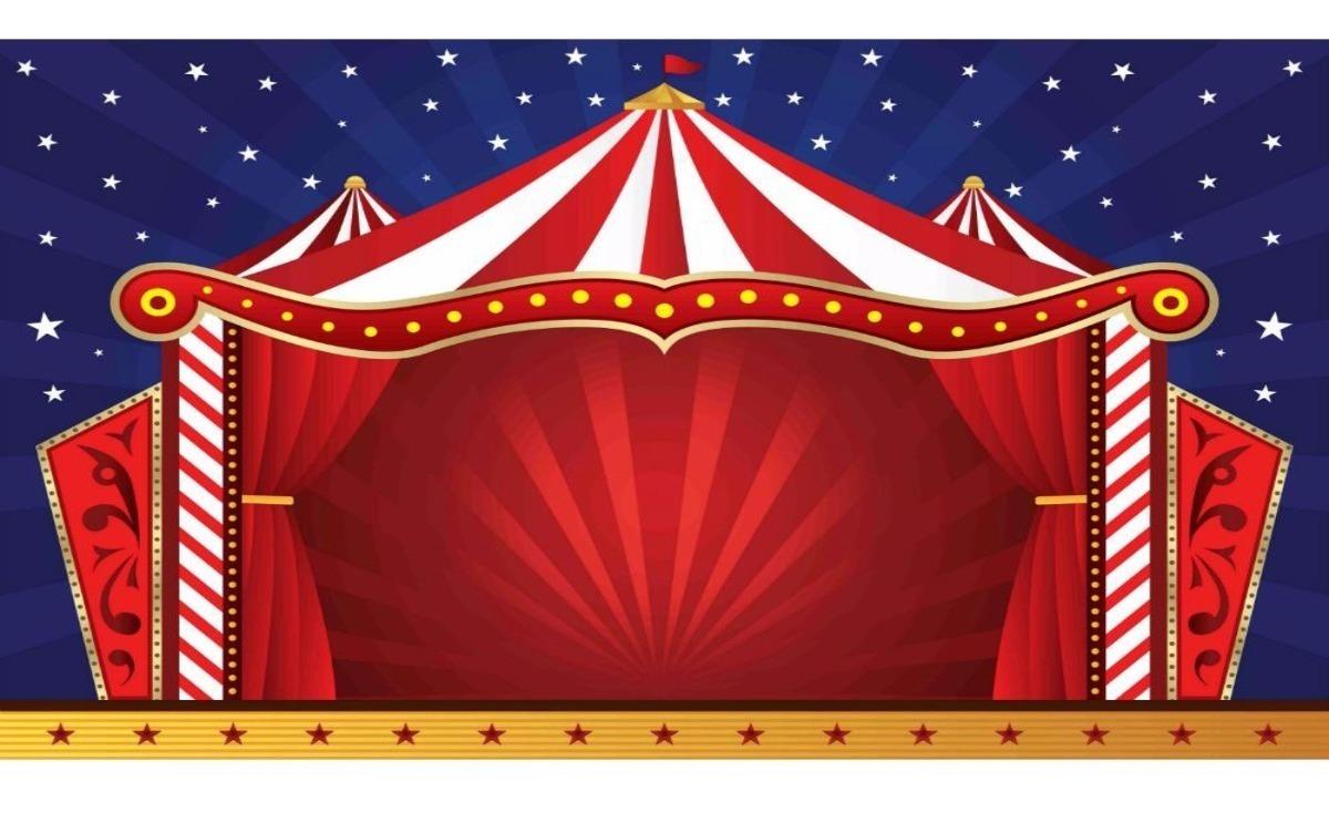 Painel Decoracao Lona Festa 3 00 X 2 50mt Tenda Circo 002 R 262