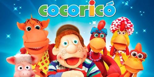 painel decorativo festa cocoricó tv cultura [2x1m] (mod2)