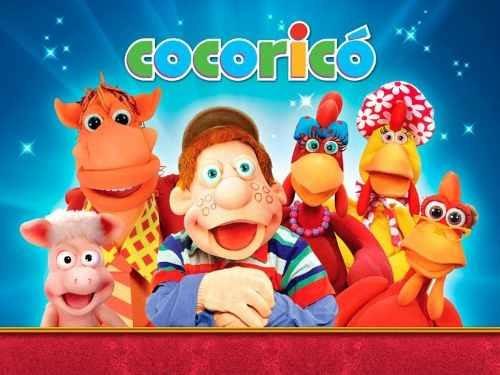 painel decorativo festa cocoricó tv cultura [3x1,7m] (mod2)