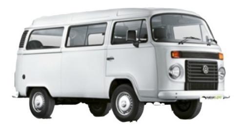 painel dianteiro esquerdo kombi 2006 a 2014 - 7x0805033a