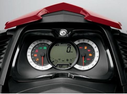 painel digital sea doo gtx 155 - 4 tempos