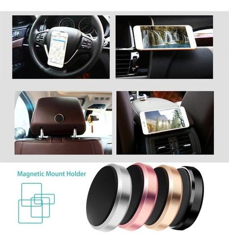 painel do carro magnético 2suporte do celular mp3/mp4/gps