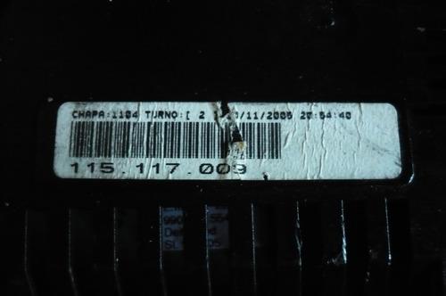 painel do instrumento do velocimetro do vectra elite