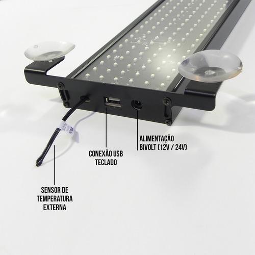 painel eletronico led van onibus caminhao carro