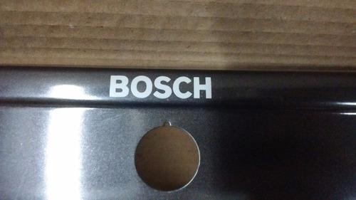 painel fogão bosch premium klasse 6 bocas marrom