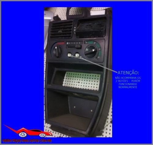 painel frontal comando do ar - uno antigo - 94