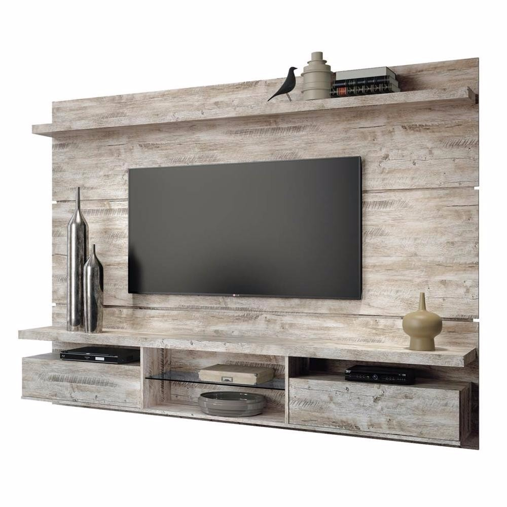 painel home theater suspenso livin 2 2 mocaccino hb m veis r 618 00 em mercado livre. Black Bedroom Furniture Sets. Home Design Ideas