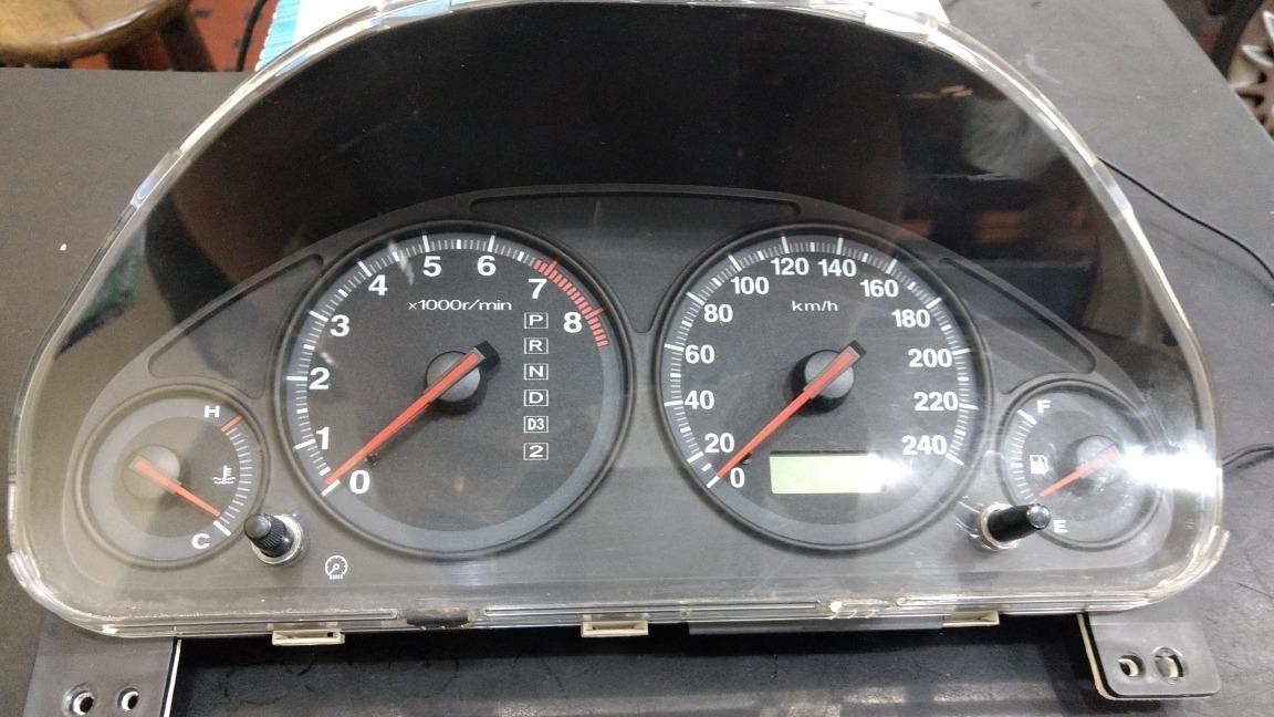 Painel Honda Civic Ex 2002 Automático( Serve De 2001 A 2006). Carregando  Zoom.