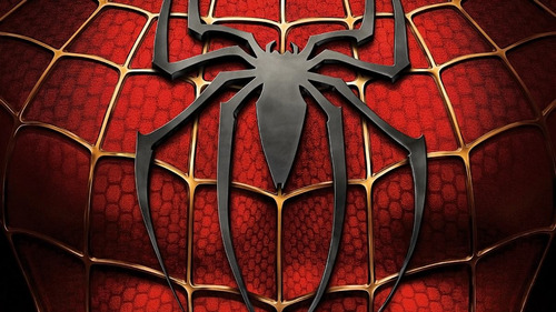 painel infantil decorativo lona homem aranha 2,50 m x 1,50 m