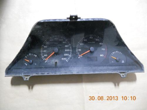 painel instrumento peugeot 605 99(acrilico trincado)