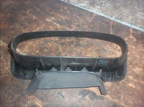 painel instrumentos moldura