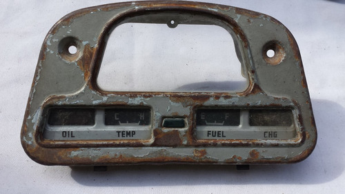 painel instrumentos toyota bandeirante para restaurar