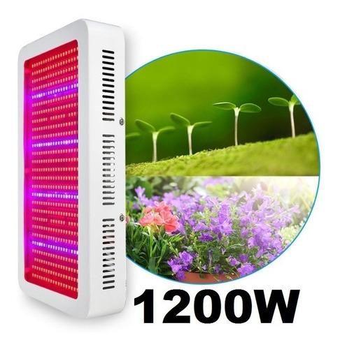 painel led 1200w grow 100k,lumens fullspectrum 1000w