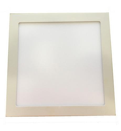 painel led sobrepor quadrado 24w 30x30 taschibra