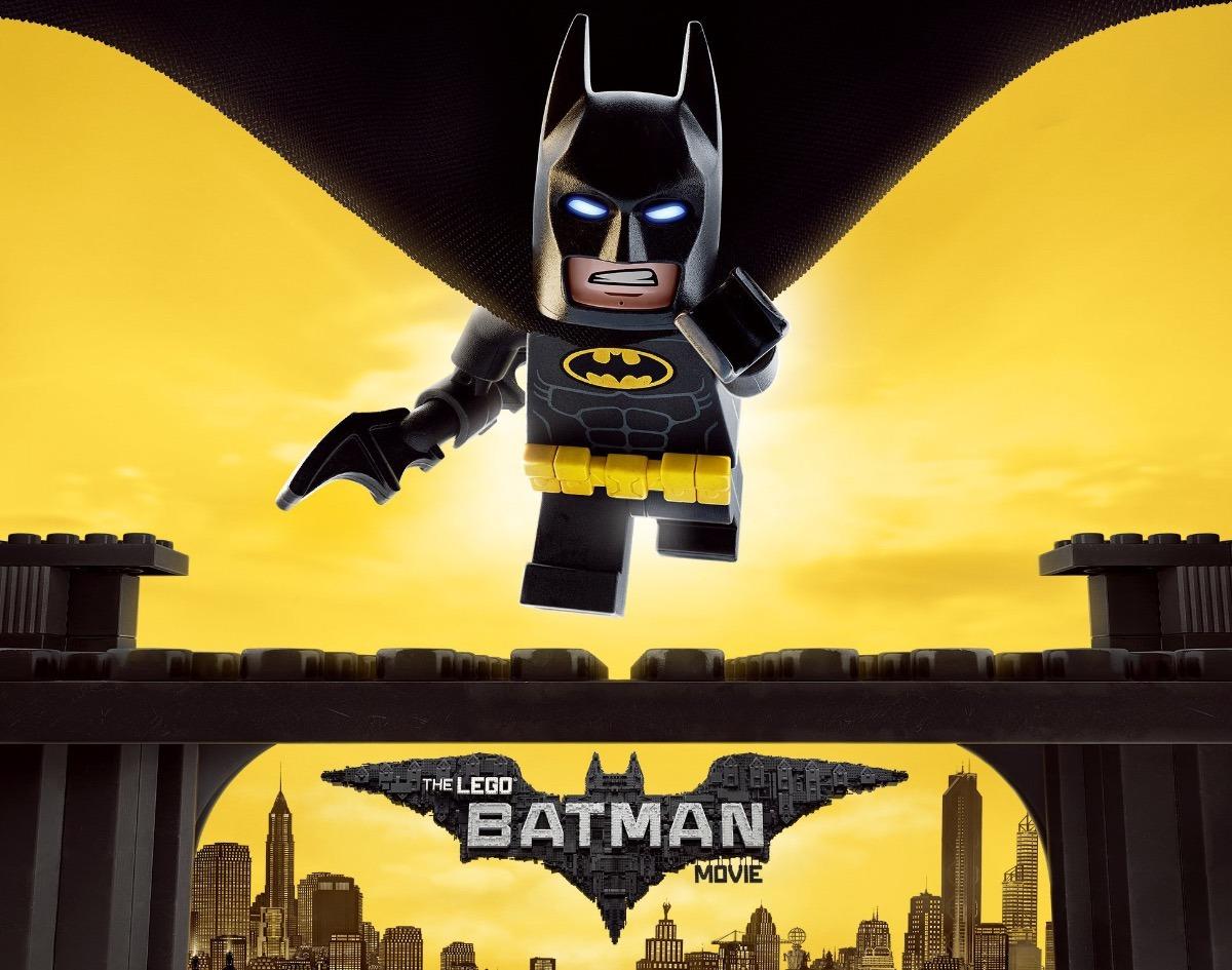 Painel Lego Batman Festa Infantil Em Lona 1 4 M X 1 0 M R 49 99