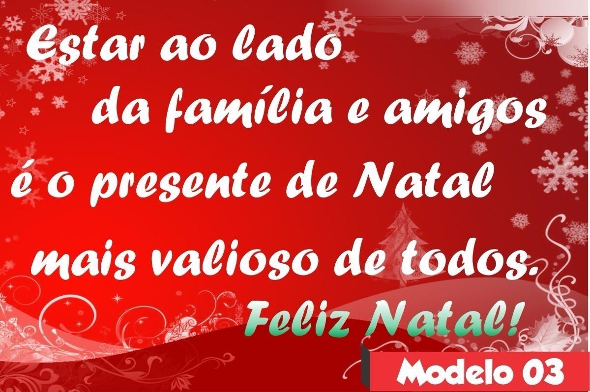 Painel Lona Festa Feliz Natal Frases Papai Noel Jesus R 7500 Em