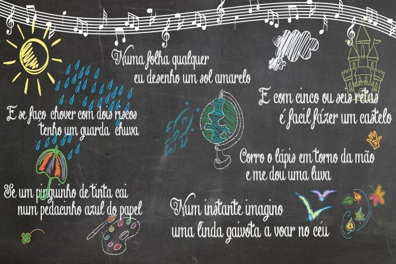 Painel Lona Festa Tema Musica Aquarela 300x170cm R 119 90 Em