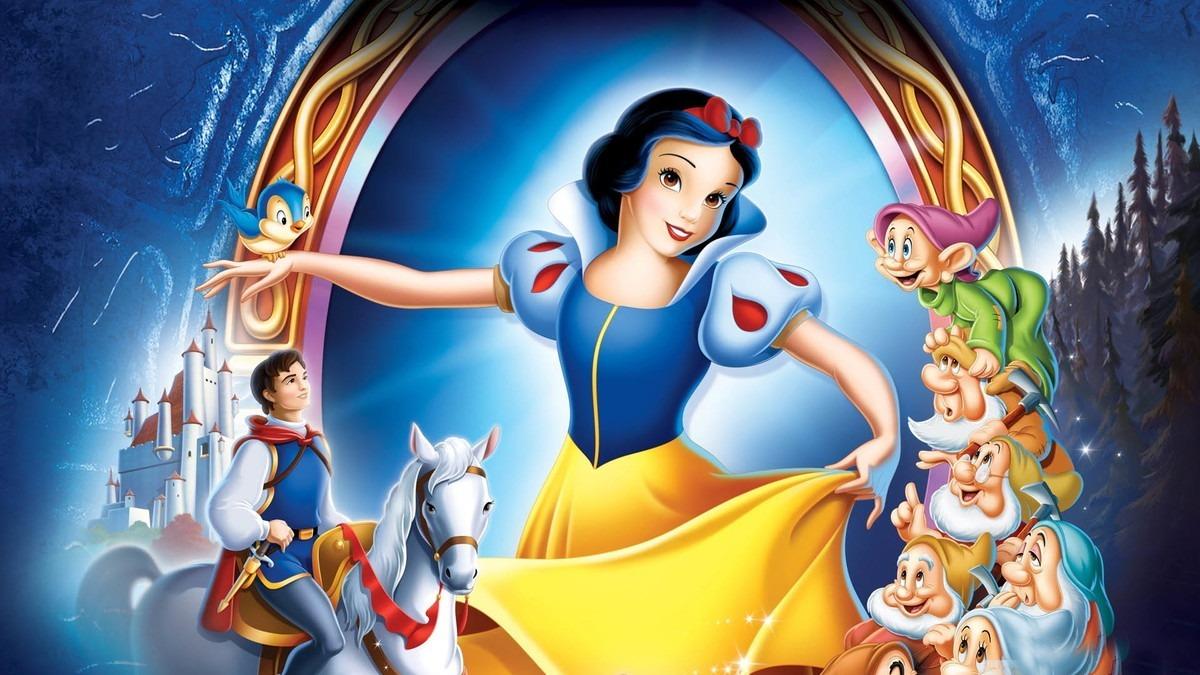 Painel Lona Princesa Branca De Neve 3 00x1 70m 300x170cm R 174