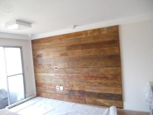 painel madeira demolição peroba instalado em 12x sem juros