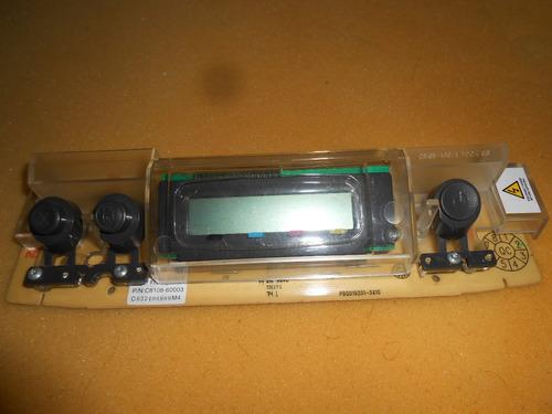 painel operador hp inkjet cp 1700