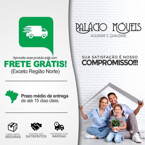 painel para tv até 47¨ valência permobili móveis sav/off